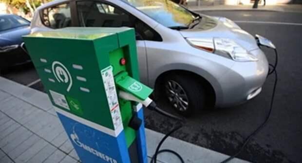 В РФ потратят 418 млрд рублей на поддержку электромобилей