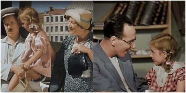 """Кадры из фильма """"Подкидыш"""" (1939)"""