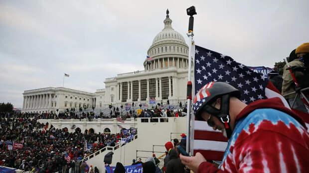 Американцы восстали против режима