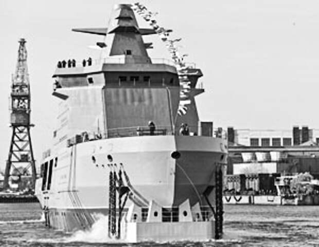 Зачем американский адмирал запугивает жителей США российскими «Калибрами» в Арктике