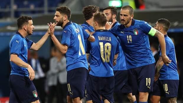 Турция — Италия: букмекеры назвали фаворита матча открытия Евро-2020