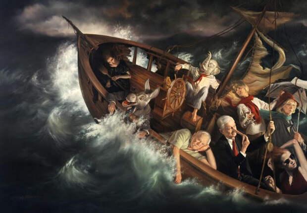 Корабль дураков
