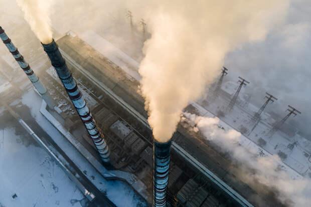 ФРГ обновила план по сокращению выбросов парниковых газов