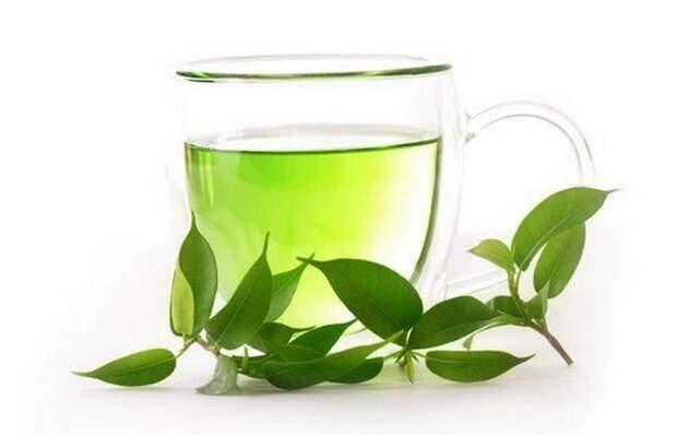 Зеленый чай: лучший напиток против старения.