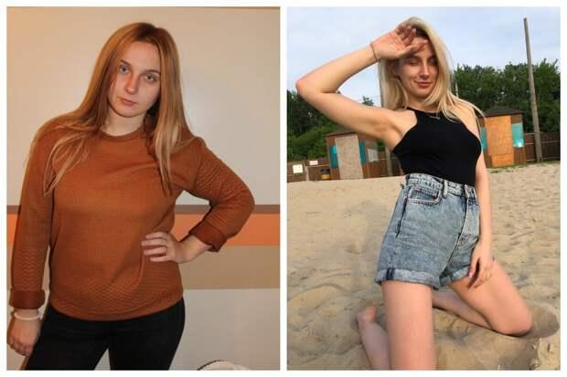 Алина Лисняк рассказала, как похудела на 18 кг. История подписчицы