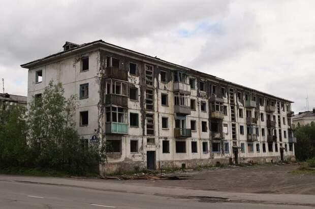 Воркута: место, где квартиры раздают бесплатно