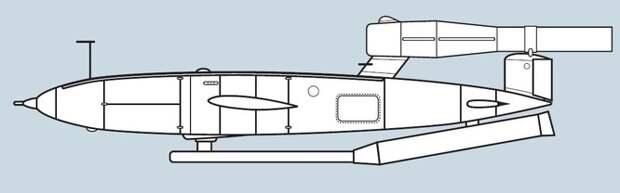 Самолет-снаряд 10ХН