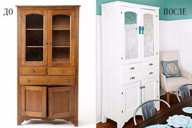 Примеры переделки старой советской мебели