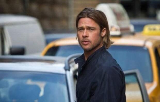 Брэд Питт бросил любовницу и приехал к Анджелине Джоли