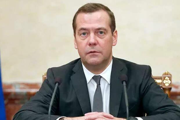 Премьер-министр РФ провел телефонный разговор с Нурсултаном Назарбаевым