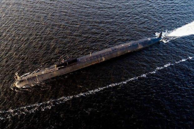 Стартовали подводные испытания «самой лучшей российской  субмарины»