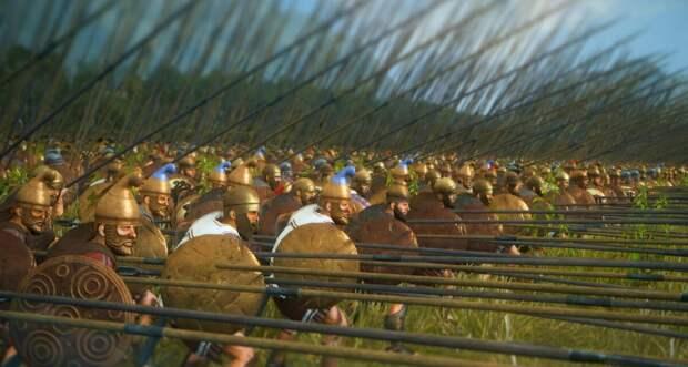 Каков был шанс выжить у солдат, стоящих в первых рядах античной армии?