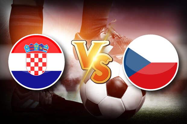 Хорватия – Чехия: прогноз на матч Евро. Выиграют ли чехи у «шашечных» впервые в истории?