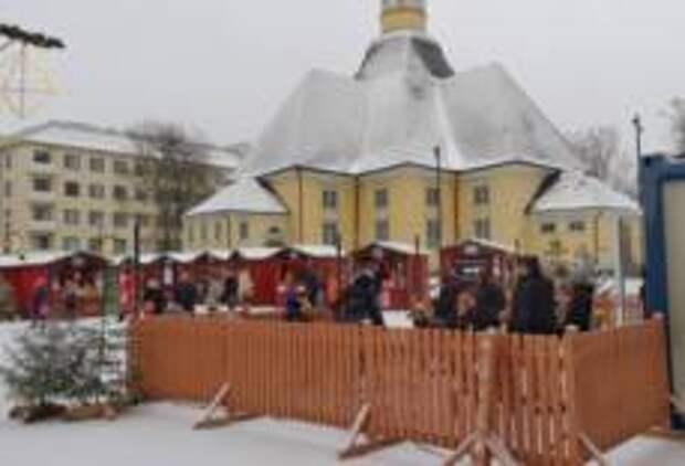 Культурные мероприятия в Лаппеенранте с 18 по 31 декабря 2018