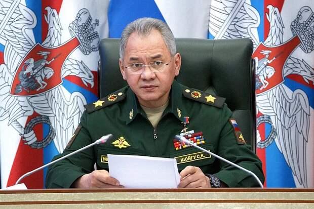 Шойгу объявил об успешном завершении проверок войск на юге и западе России