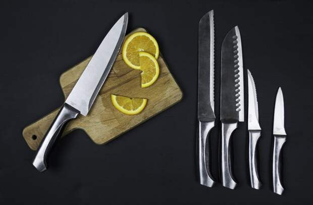 Как выбрать кухонные ножи? Полезные советы