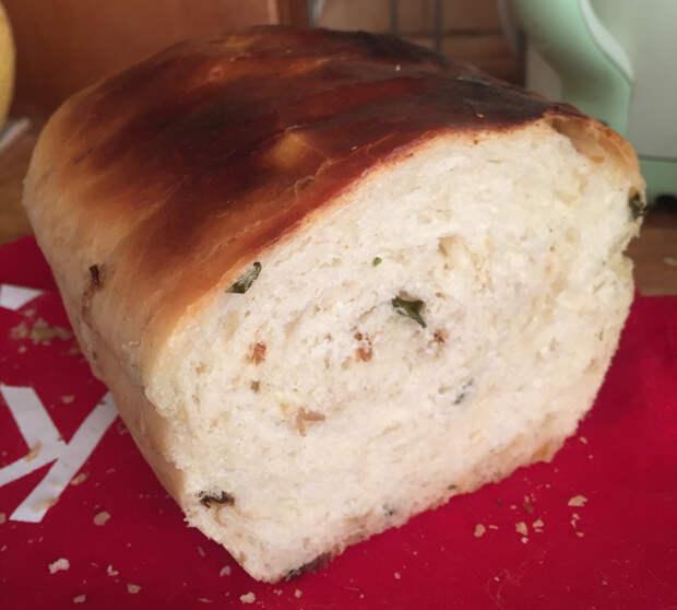Время печь хлеб!