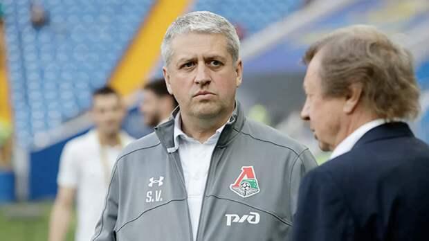 Источник: КДК РФС наказал «Локомотив» за вход начальника команды Сухины в судейскую комнату