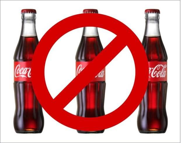 Владимир Владимирович, ну хоть Кока-колу-то можно запретить?!