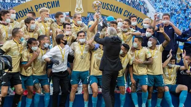 Актер Назаров связал успехи «Зенита» с рождением Путина в Санкт-Петербурге: «Чемпионство по приказу»