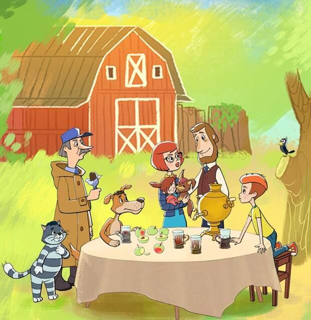 «Союзмультфильм» назвал самые популярные мультфильмы на карантине