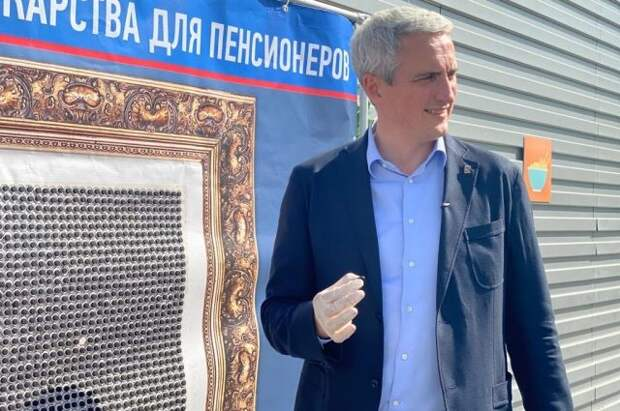 В Москве создали «Черный квадрат» из таблеток