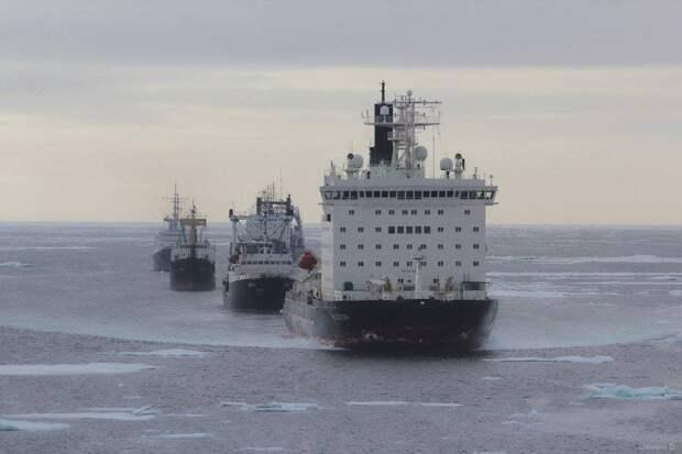 США решили открыть в Арктике собственные и международные военные базы