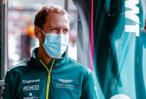 Себастьян Феттель: Я рад, что Хюлькенберг усилил Aston Martin