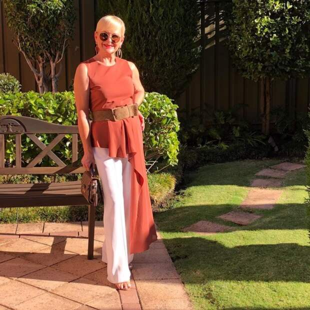 5 модных трюков, которые превратят старушку в элегантную даму