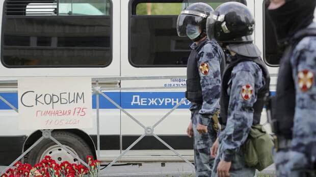 Власти наградят охранявшую гимназию в Казани вахтершу