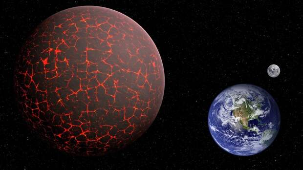 Нибиру приблизилась к Земле: планету-убийцу запечатлела камера МКС