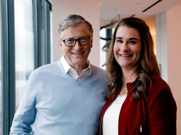 Cтали известны скандальные подробности развода Гейтса: связь с Эпштейном