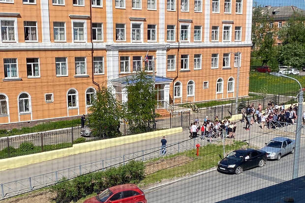 СК возбудил дело из-за нападения школьника на учителя в Пермском крае