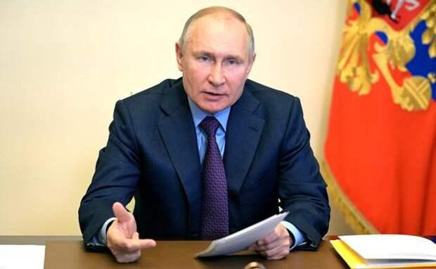В Кремле ответили на вопрос об ошибке в фамилии Путина в речи Байдена
