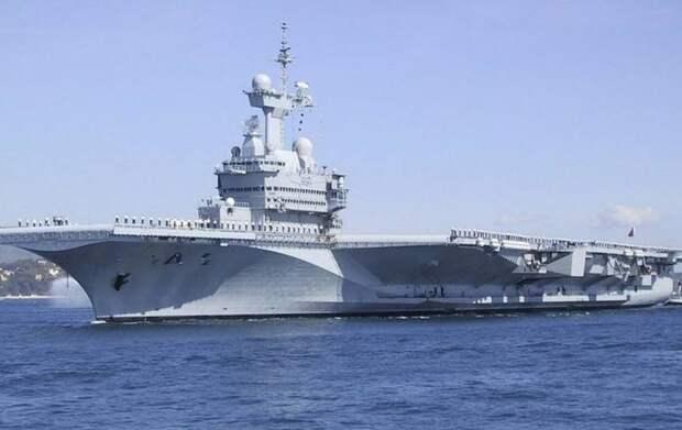 Изменить расклад сил: Франция направляет к Кипру атомный авианосец