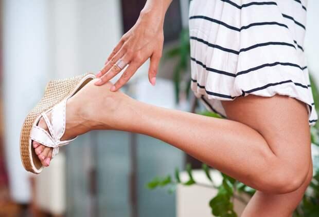 Все о летней обуви - босые ножки