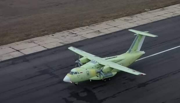 «Можно полностью вытеснить авиапредприятия России»: на Украине оценили состояние с производством Ил-112В