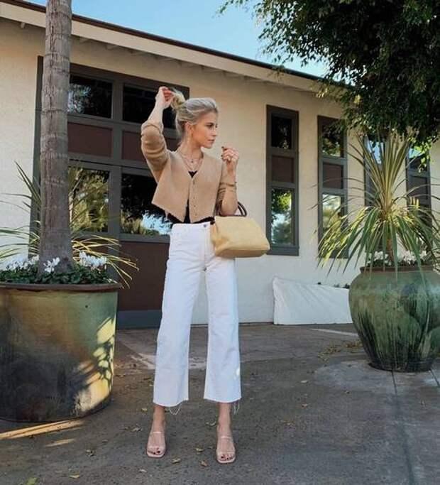 Базовый гардероб на весну: 5 элементов, которые сделают внешний вид элегантным и роскошным