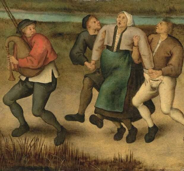 Танцевальная чума, изображение №5