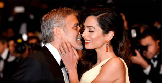 Появились новые подробности отношений Амаль и Джорджа Клуни