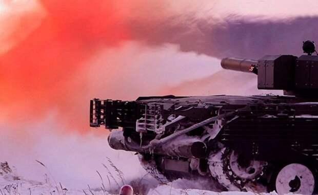 Готовы ли Т-80БВМ к прикрытию объектов СФ? Слабые стороны обновлённых танков «Ла-Манша»