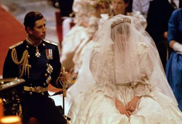 Принц Чарльз и Диана