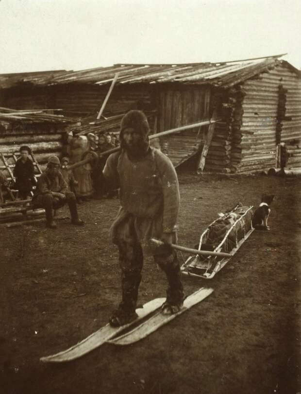 Занимательные исторические фото Сибири