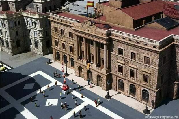 Как очутиться в стране минипутов: уникальная Каталония в миниатюре
