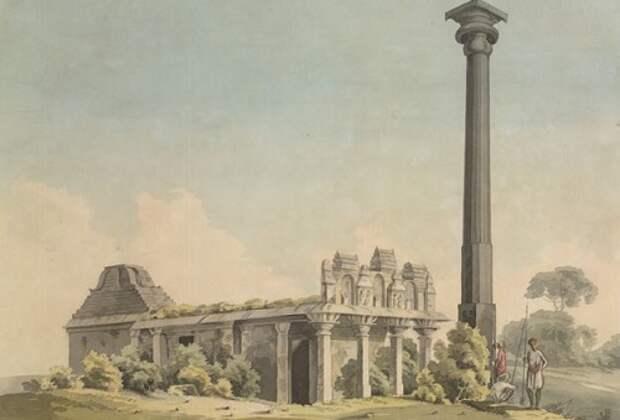 Сакральная география: семь башен Сатаны
