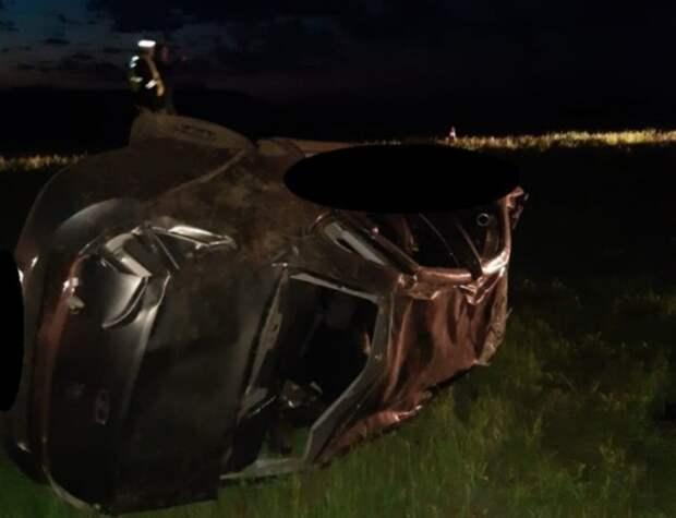Угон автомобиля вОренбургском районе обернулся гибелью ребенка