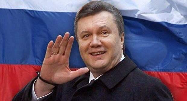 Янукович обвинил приютившую его Россию в «аннексии» Крыма