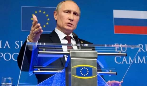 Не понимают люди по-хорошему. Как задрожал голосок Евросоюза, после того, как Россия «показала зубы»