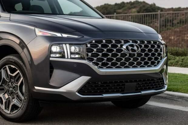 Подробно о новых силовых агрегатах Hyundai Santa Fe 2021
