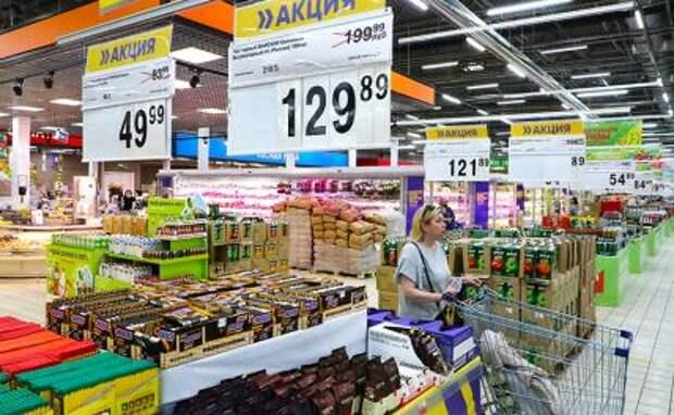 Подорожает все: правительство не сможет сдержать рост цен на еду